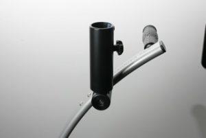 Regenschirmhalter für caddycool Golf Trolley