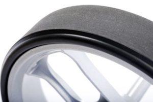 Detailansicht caddycool Einspeichenrad